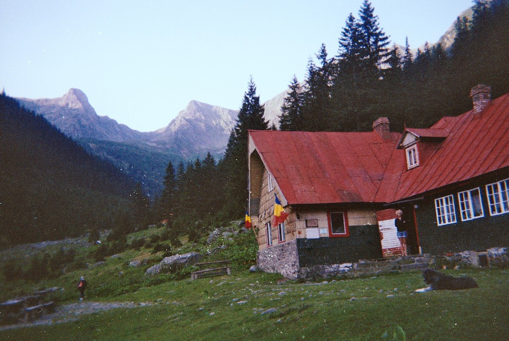 Sep 2014 | Hiking in the Carpathian mountains in Romania.