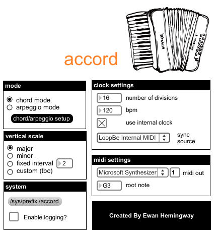 accord for max